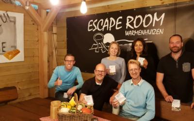 Escaperoom De Marlequi Warmenhuizen