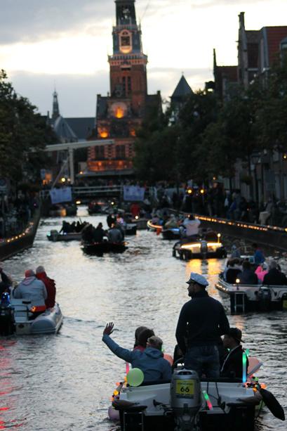 Lichtjesavond Alkmaar 2016