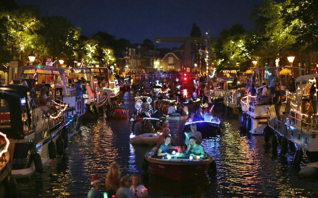 Lichtjesavond Alkmaar 2019