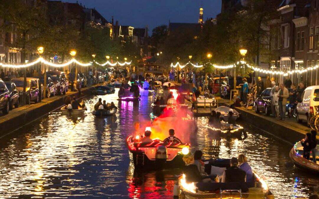 Lichtjesavond Alkmaar 2017