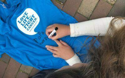 Alkmaar koploper met Walk to fight cancer